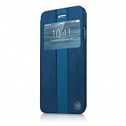 Чехол ITSKINS Visionary Drift для iPhone 6 Plus (dark blue)