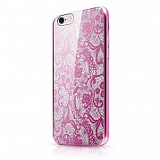 Чехол ITSKINS KROM для iPhone 6 Plus (pink)
