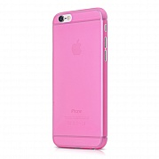 Чехол ITSKINS Zero 360 для iPhone 6 (light pink)