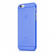 Чехол ITSKINS Zero 360 для iPhone 6 (blue)