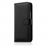 Чехол ITSKINS Wallet Book для iPhone 6 Plus (black)